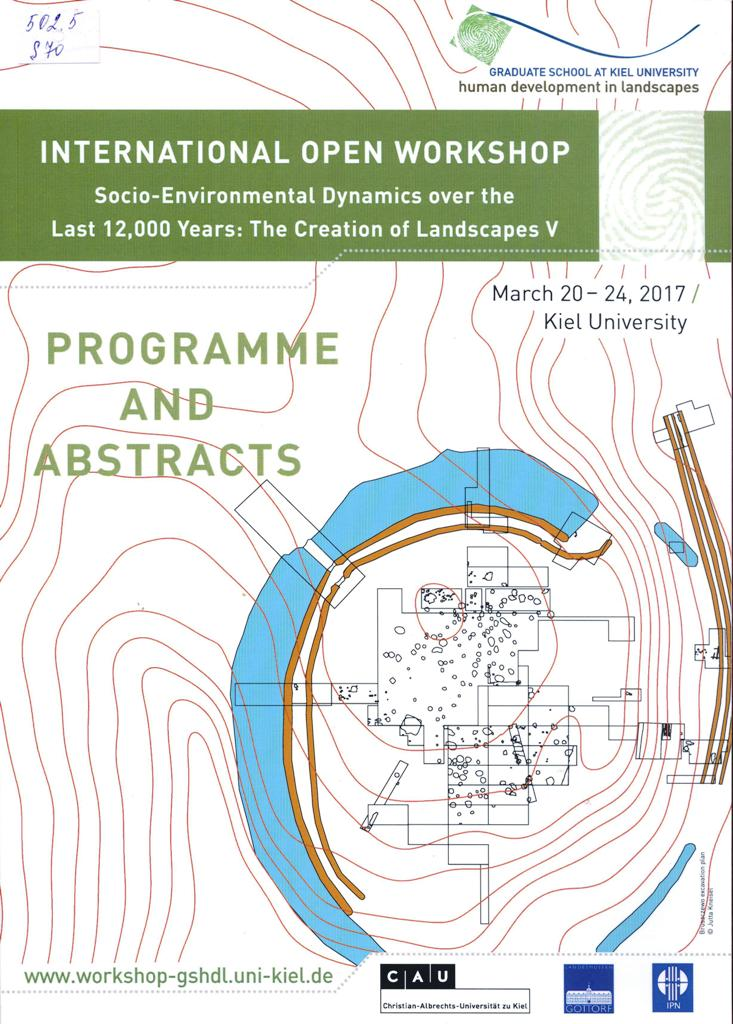 Programme Abstracts 2017